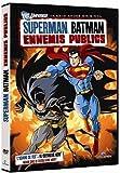 Superman/Batman : ennemis publics - DVD - DC COMICS