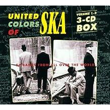 United Colors of Ska 1-3 (Box-Set)