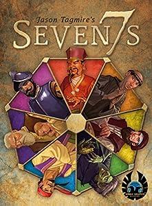 Eagle Gryphon Games eag01523–Juego de cartas seven7s