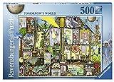 Ravensburger Puzzle von Colin Thompson–Tomorrow's World, 500 Teile