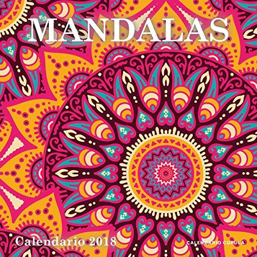 Calendario Mandalas 2018 (Calendarios y agendas)