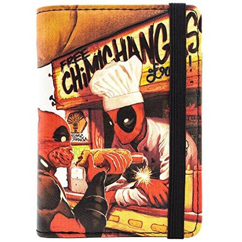 Marvel Deadpool Kostenlos Chimichangas Rot Portemonnaie (Reynolds Deadpool Ryan Kostüm)