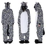 Search : Outdoor Top Polar Fleece Unisex Zebra Onesie Cosplay Costume Hoodies/Pyjamas/Sleep Wear
