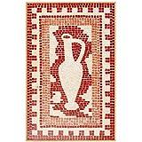 Mosaico Anfora Romana 535 mm x 345 mm
