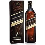 Johnnie Walker - Double Black Label, Blended Scotch Whisky - 700 ml