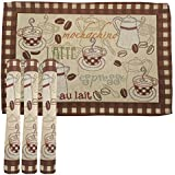Galaxy Home Decor Dining Table Place Mats. Dining Table Mats 4 Pieces (4)