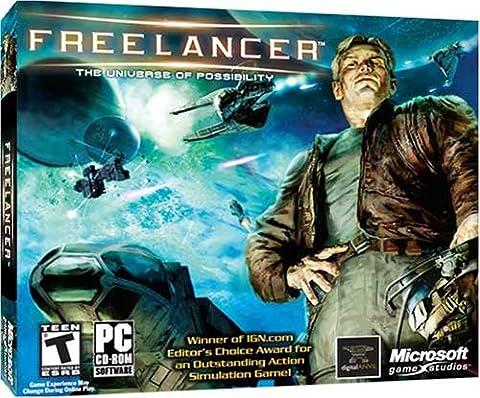 Freelancer (Jewel Case) by ValuSoft