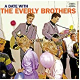 the Everly Brothers: A Date With the Everly Brothers - Ltd. Edt 180g [Vinyl LP] (Vinyl)