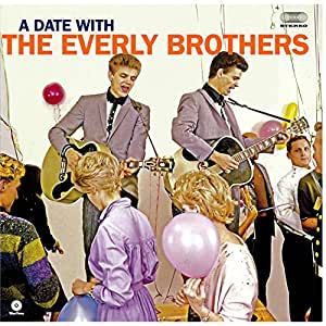 A Date With the Everly Brothers - Ltd. Edt 180g [Vinyl LP]
