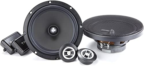 "Focal Auditor+ RSE-165SI 6.5"" 2-Way Component Speakers 300W"