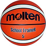 Molten Basketball, Orange/Ivory, 7, BG7-ST