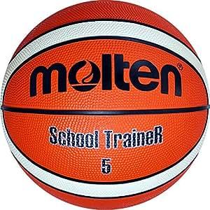 molten Basketball Orange/Ivory 5