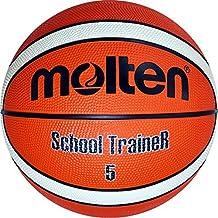 Molten Basketball, Orange/Ivory, 7, BG7-ST