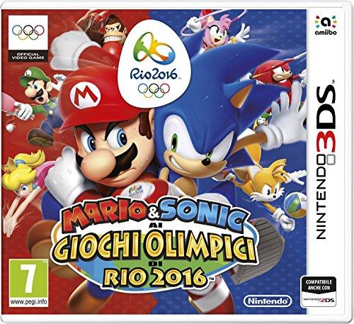 Mario & Sonic ai Giochi Olimpici di Rio 2016 Nintendo 3DS