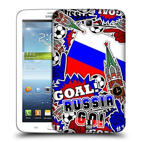 Head Case Designs Pattern Margherite Strisce Floreali Fashion Cover Morbida In Gel Per Apple iPhone 7 Plus / 8 Plus Russia