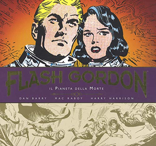 Il pianeta della morte. Flash Gordon. Tutte le tavole domenicali 1967-1971: 5