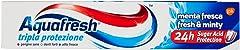 Aquafresh Dentifrico Tripla Protezione, 75ml