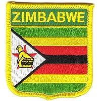 Wappen Aufn/äher Patch Aruba Fahne Flagge FLAGGENMAE/®