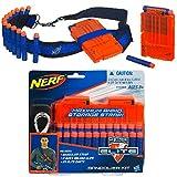 Nerf A0090983 - Nastro munizioni N-Strike Elite