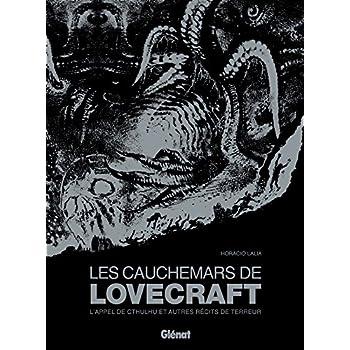Les Cauchemars de Lovecraft: L'Appel de Cthulhu et autres récits de terreur