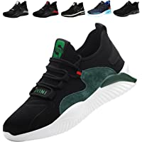 Safety Trainers Men Women Light Safety Shoes Steel Toe Cap Work Trainers Shoes Sneakers Breathable Industrial…