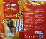 2 Stück XXL Wärmepflaster - Wärme bis zu 8 Stunden Maße: 19 x 13 cm