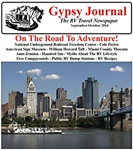 Descargar Gypsy Journal September October 2014: The RV Travel Newspaper (Gypsy Journal RV Travel Newspaper Book 92) Epub Gratis