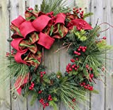 DholDhamaka - Merry Christmas Decoration Wreath