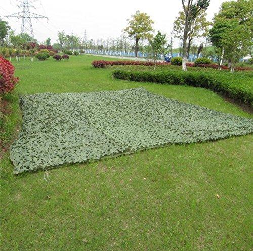 y Camo Netz, Tarnung Camo Jagd Camouflage Netz Tarnnetz Waldlandschaf 2mx3m, 2mx4m, 3mx3m, 3mx4m, 4mx5m, 6mx6m (6M*6M, A03) ()