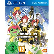 Digimon Story Cyber Sleuth [Importación Italiana]