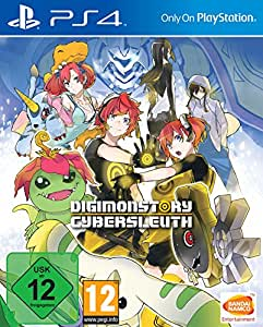Digimon Story : Cyber Sleuth :  [import allemand]