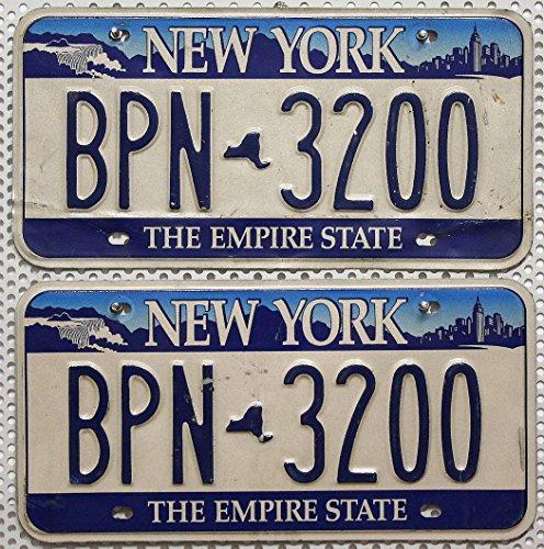 USA Nummernschilder