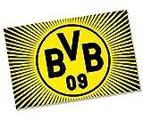 BVB Borussia Dortmund Fahne /Flagge/ Hissfahne