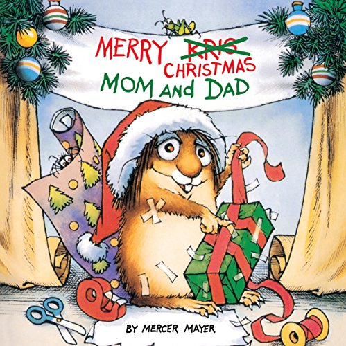 Merry Christmas, Mom and Dad (Little Critter) (Look-Look) -