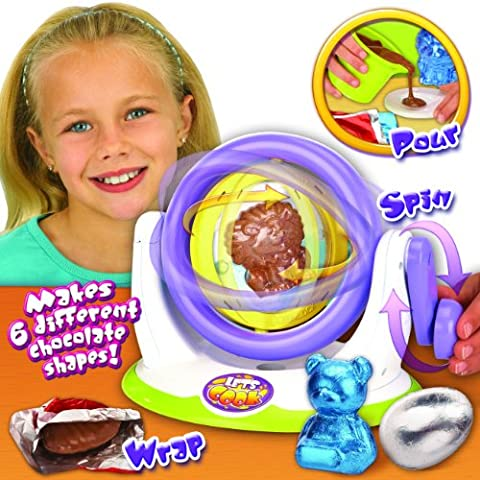 Character Options Lets Cook Schokolade Rotator Maker