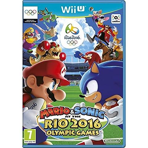 Mario And Sonic At The Rio 2016 Olympic Games  [Importación Inglesa]