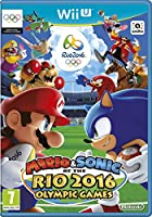 Mario and Sonic at the Rio 2016 Olympic Games (Nintendo Wii U)  Platform:Nintendo Wii U | Edition:Standard The Wii U version of the game launches on 24th June and includes two events new to the series: Rugby Sevens and Rhythmic Gymnastics (Clubs)....