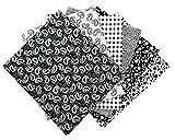 Craft Cotton 1521-00 Fat Quarter Stoffpaket Classic,