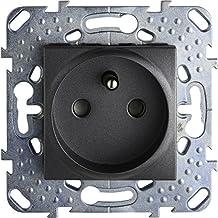 Schneider electric SC5MGU505912FZF - Conector unicatop polos con la tierra, el grafito, para la