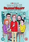 Silicon Valley: The Complete Fourth Season [DVD] [2017]