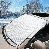 Protector de parabrisas para,perfecto para sol, hielo, nieve y heladas guardia en todo tipo de clima