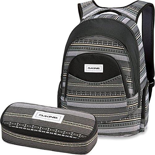 fe4fd3bcb8645 DAKINE 2er SET Rucksack Schulrucksack Laptoprucksack 25l PROM + SCHOOL CASE  Mäppchen Zion