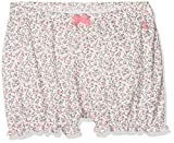Petit Bateau Baby-Mädchen Shorts Culotte Bloomer 28768, Mehrfarbig (Marshmallow/Brut/Multico 72), 92 (Herstellergröße: 24m/86cm)