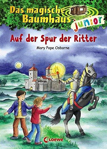 Junior-ritter (Das magische Baumhaus junior 2 - Auf der Spur der Ritter)