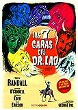 Absolute Distribución  - Las 7 caras del dr. lao (dvd)