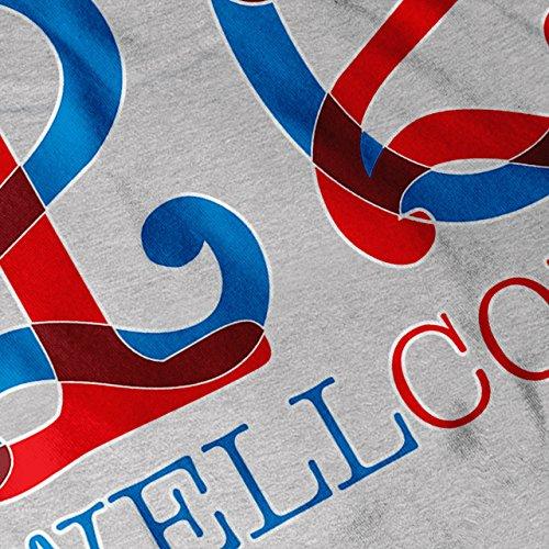 2012 Entwurf Cool Wellcoda Jahr Wahnsinn Damen S-2XL Muskelshirt | Wellcoda Grau