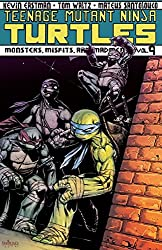 Teenage Mutant Ninja Turtles Vol. 9: Monsters, Misfits, and Madmen