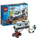 Lego City  60043 - Flucht aus dem Gefangenen-Transporter