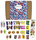 Ultimate American Candy & Chocolate Selection Box - Hamper Exclusive To Burmont's