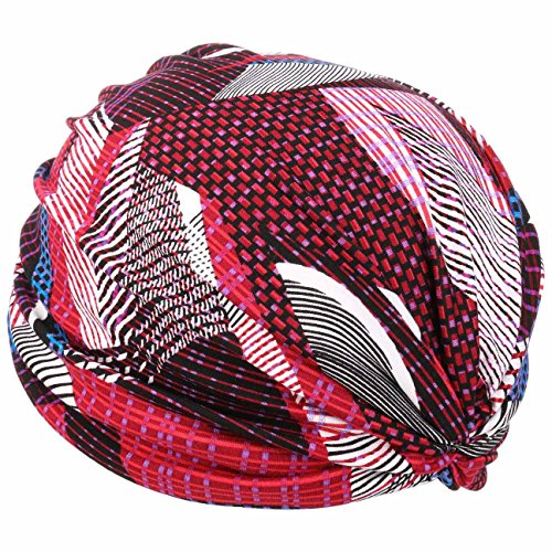 Turban Graphical Lierys foulard Multicolore